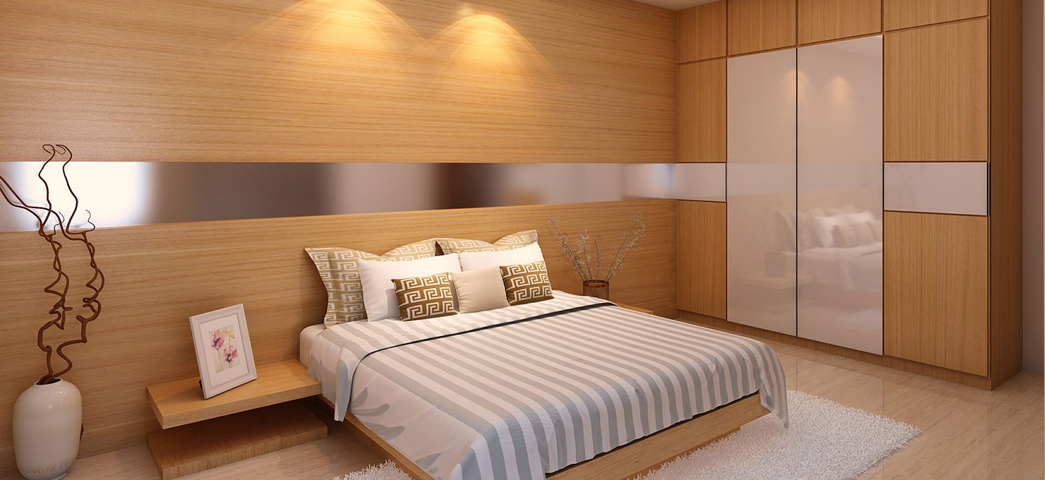Adroit Fortune Master Bedroom